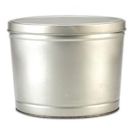 Platinum 2 Gallon Popcorn Tin